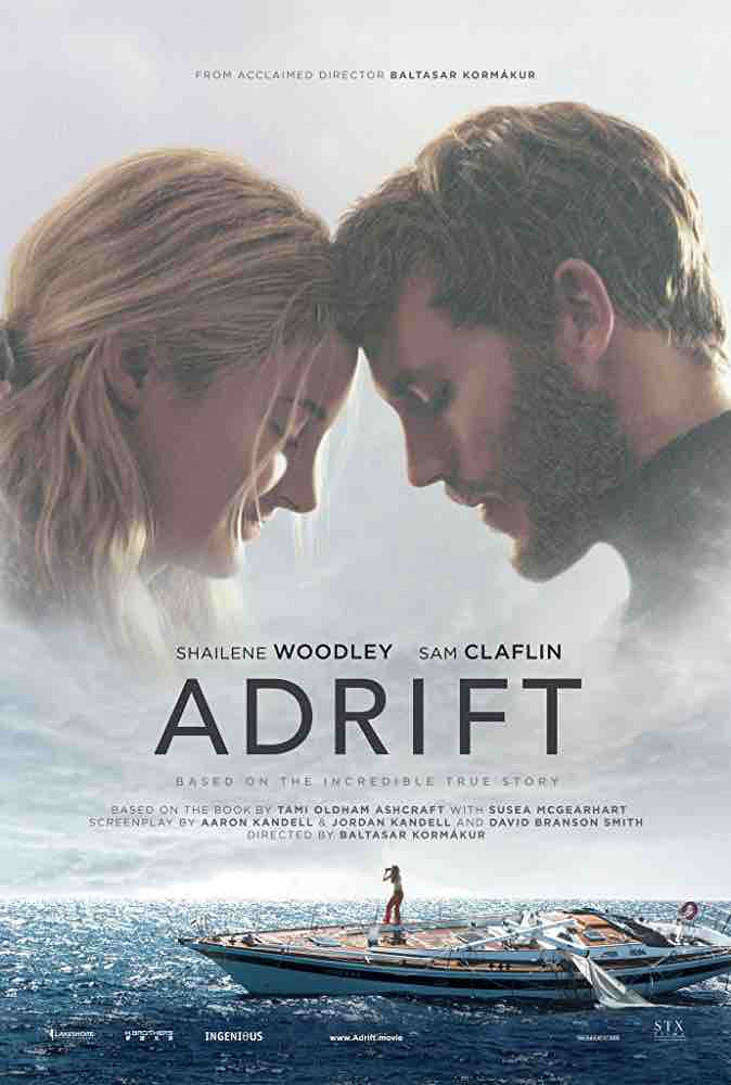 Adrift Featurette - mixing