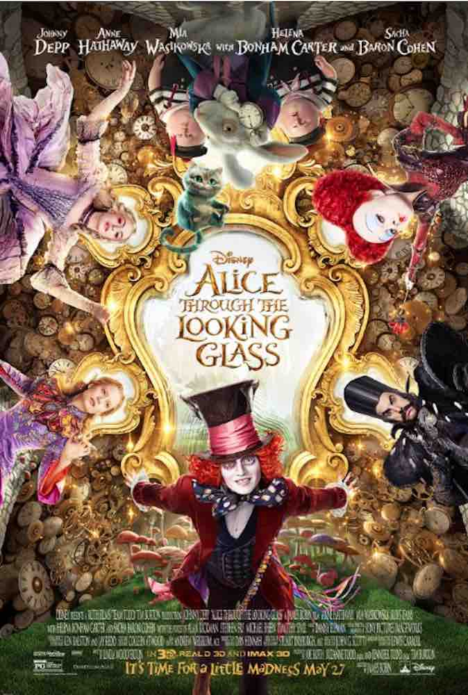 Alice Through The Looking Glass Featurette - mixing