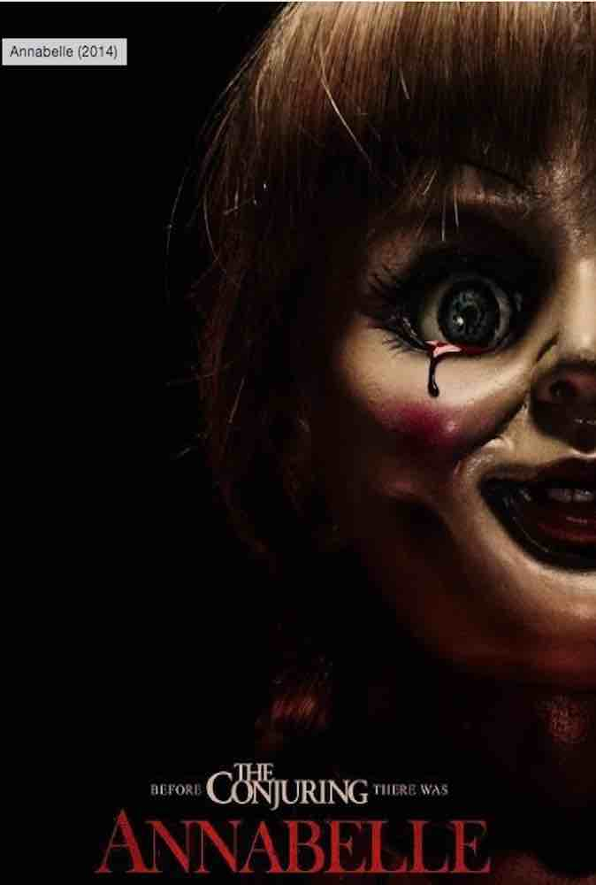 Annabelle Featurettes - mixing