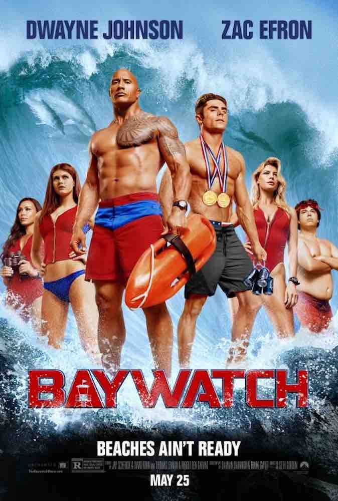 Baywatch Blu-Ray Featurettes - mixing