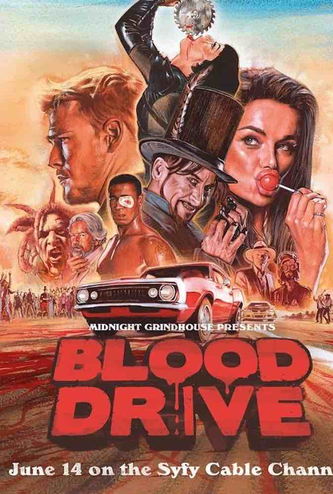 Blood Drive Promos - mixing
