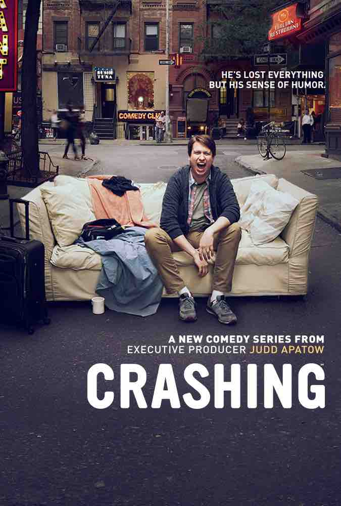 Crashing Promo - mixing