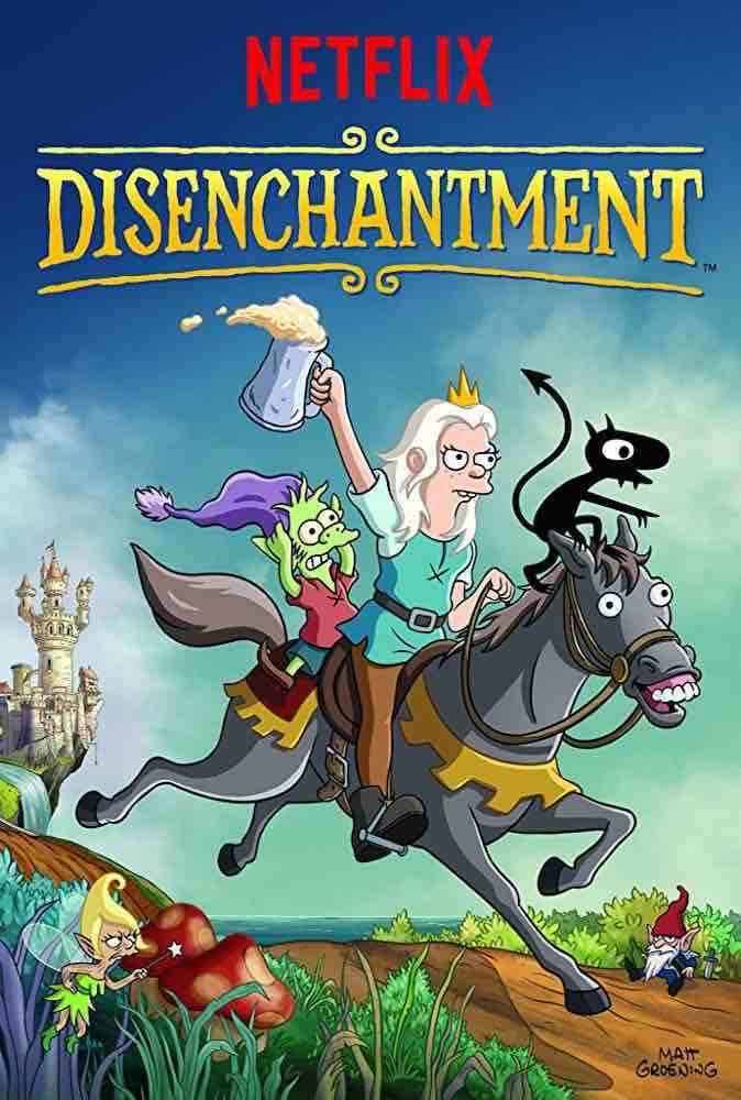 Disenchantment Featurette - mixing