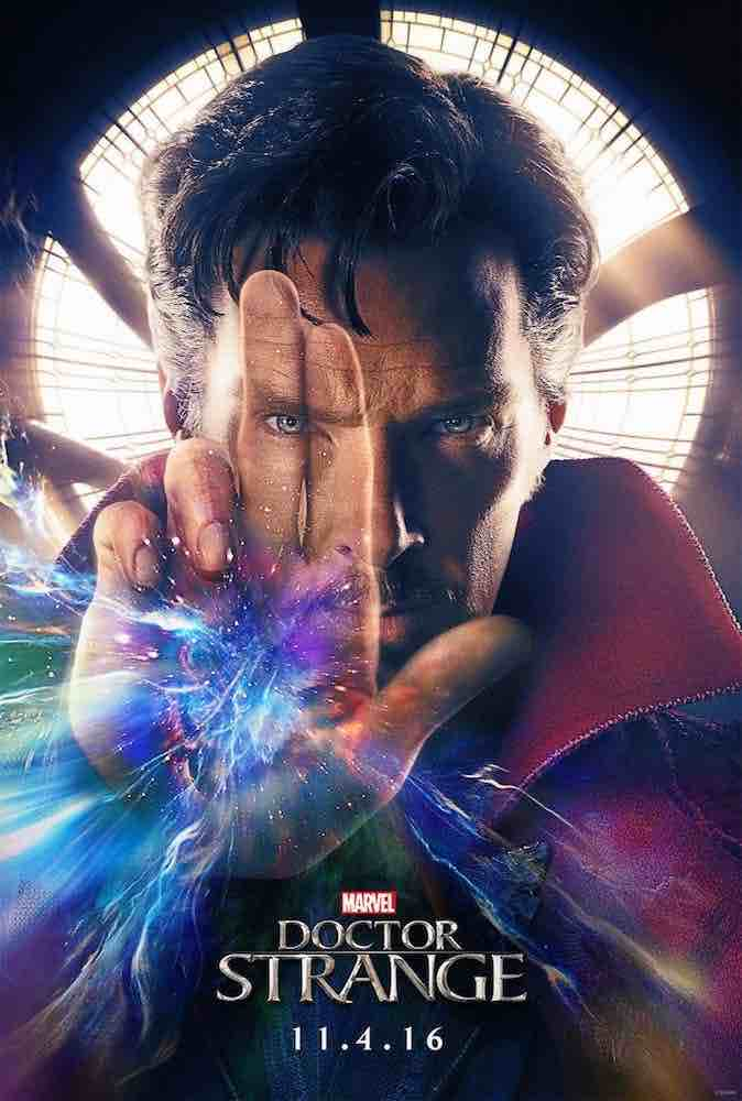 Doctor Strange Featurette - mixing