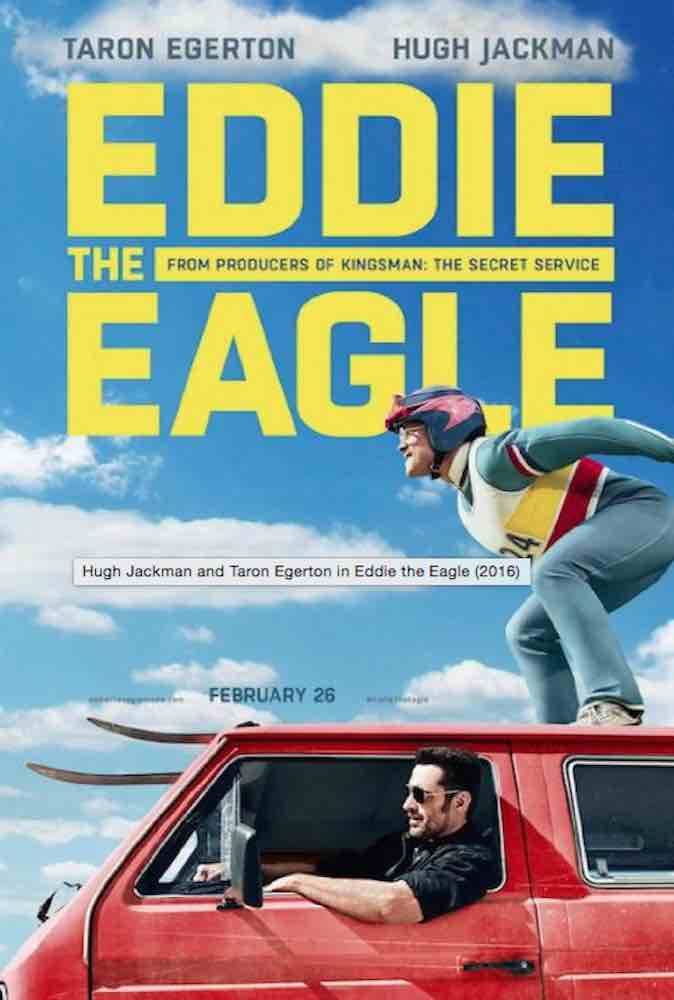 Eddie The Eagle Featurette - mixing