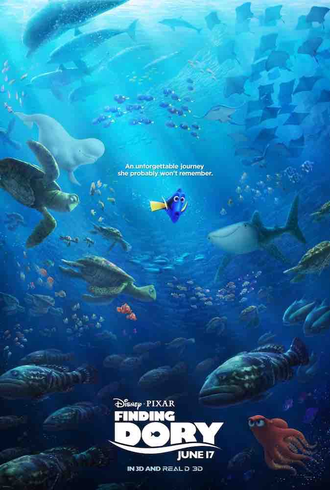 Finding Dory Featurette - mixing