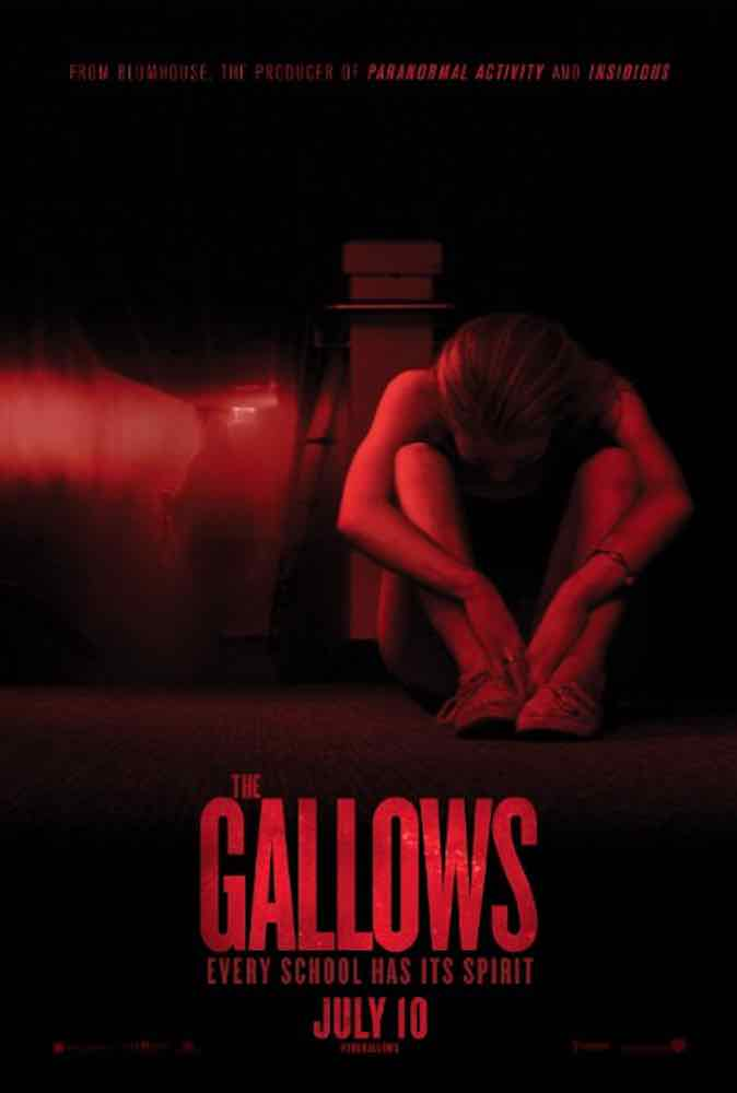 Gallows Featurette - mixing