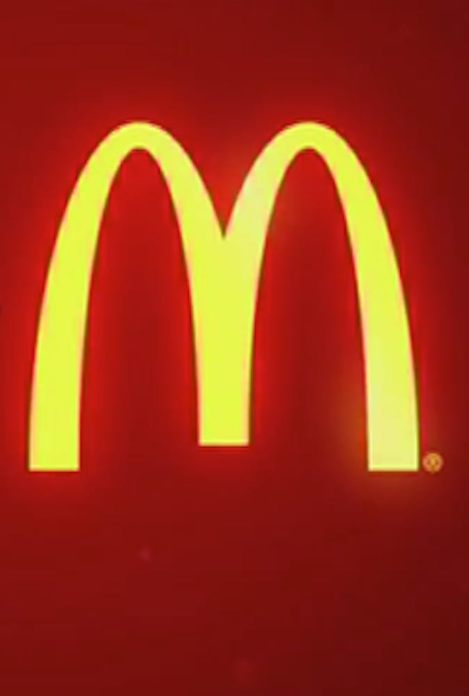 McDonalds - music demo (not aired)