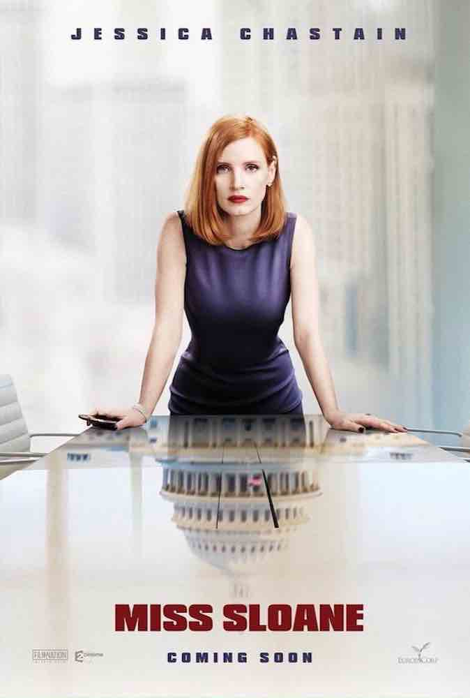 Miss Sloane Featurette - mixing