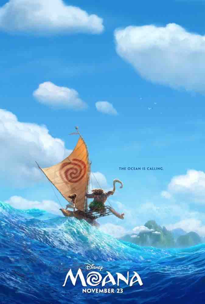 Moana Blu-Ray Featurettes - mixing
