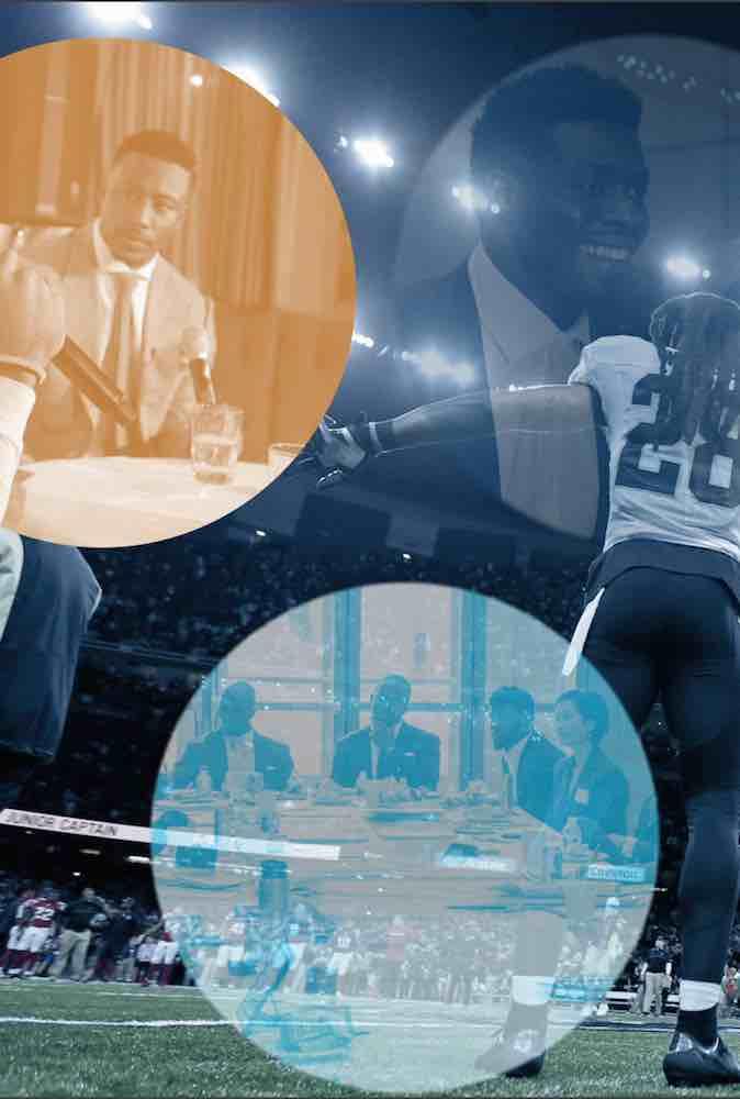 NFL Social Justice Promo - mixing