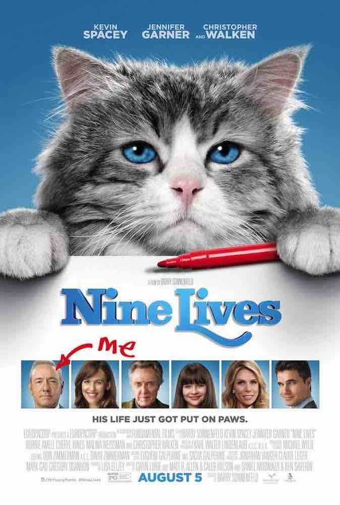 Nine Lives Featurette - mixing