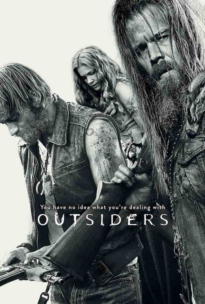 Outsiders 2-hour special - mixing