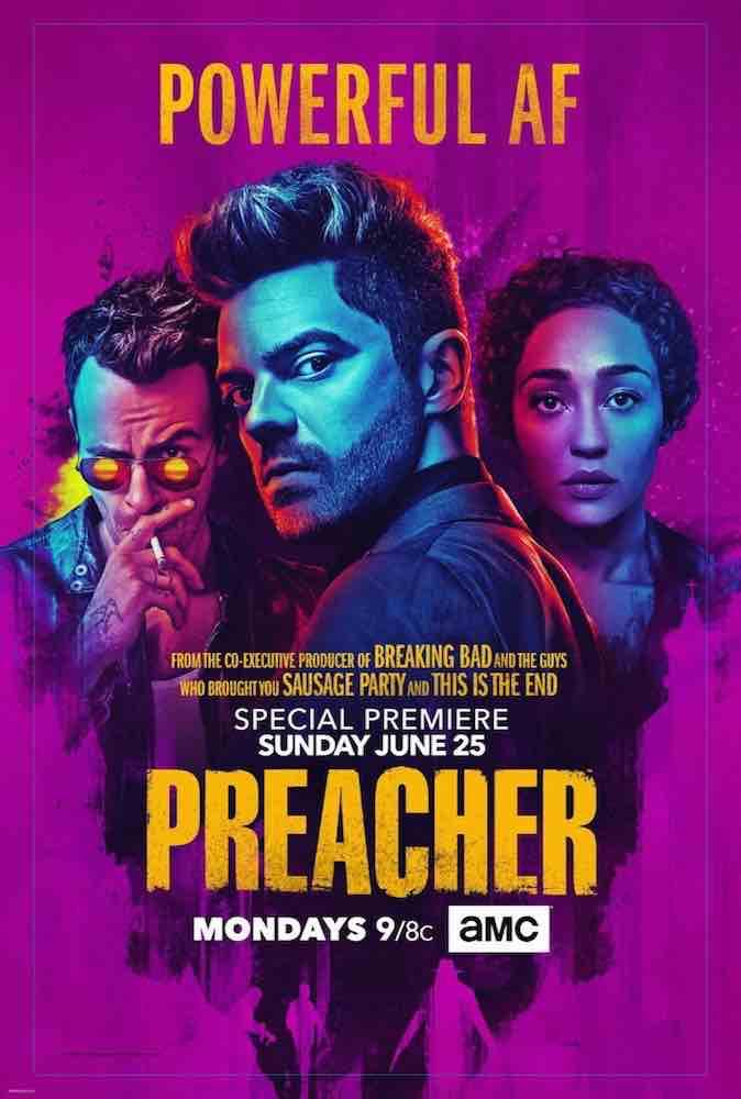 Preacher Promos - mixing