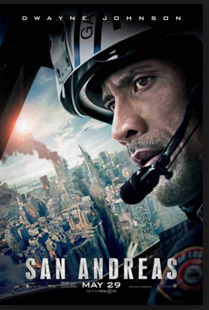 San Andreas -Blu-Ray Featurettes - mixing