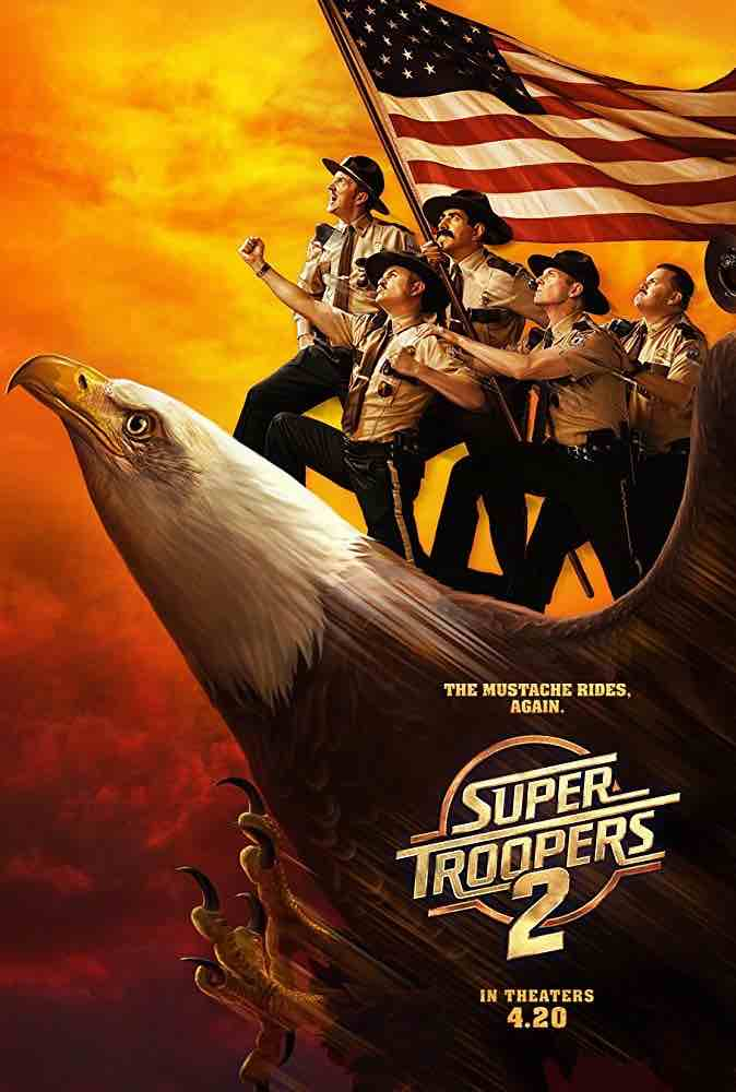 Super Troopers 2 Featurettes - mixing