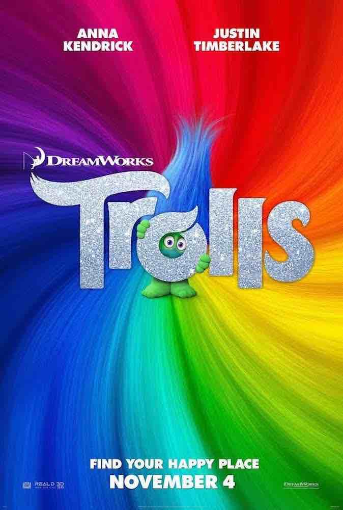 Trolls Featurette - mixing